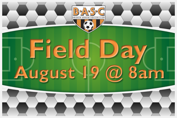 BASC Field Day - August 19th
