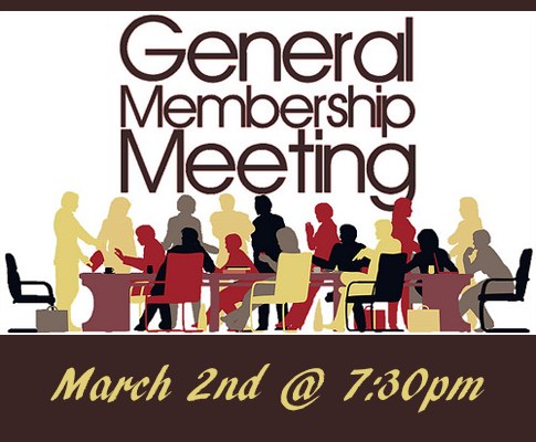 Special General Membership Meeting - March 2, 2017
