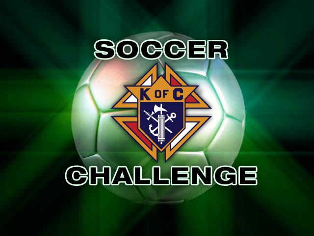 Knights of Columbus Soccer Contest