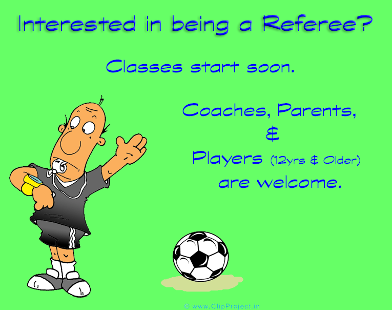 09 Referee Classes_Fall 2016