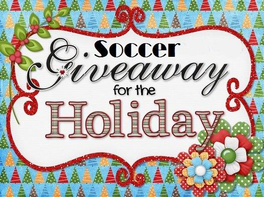 Holiday Soccer Giveaway