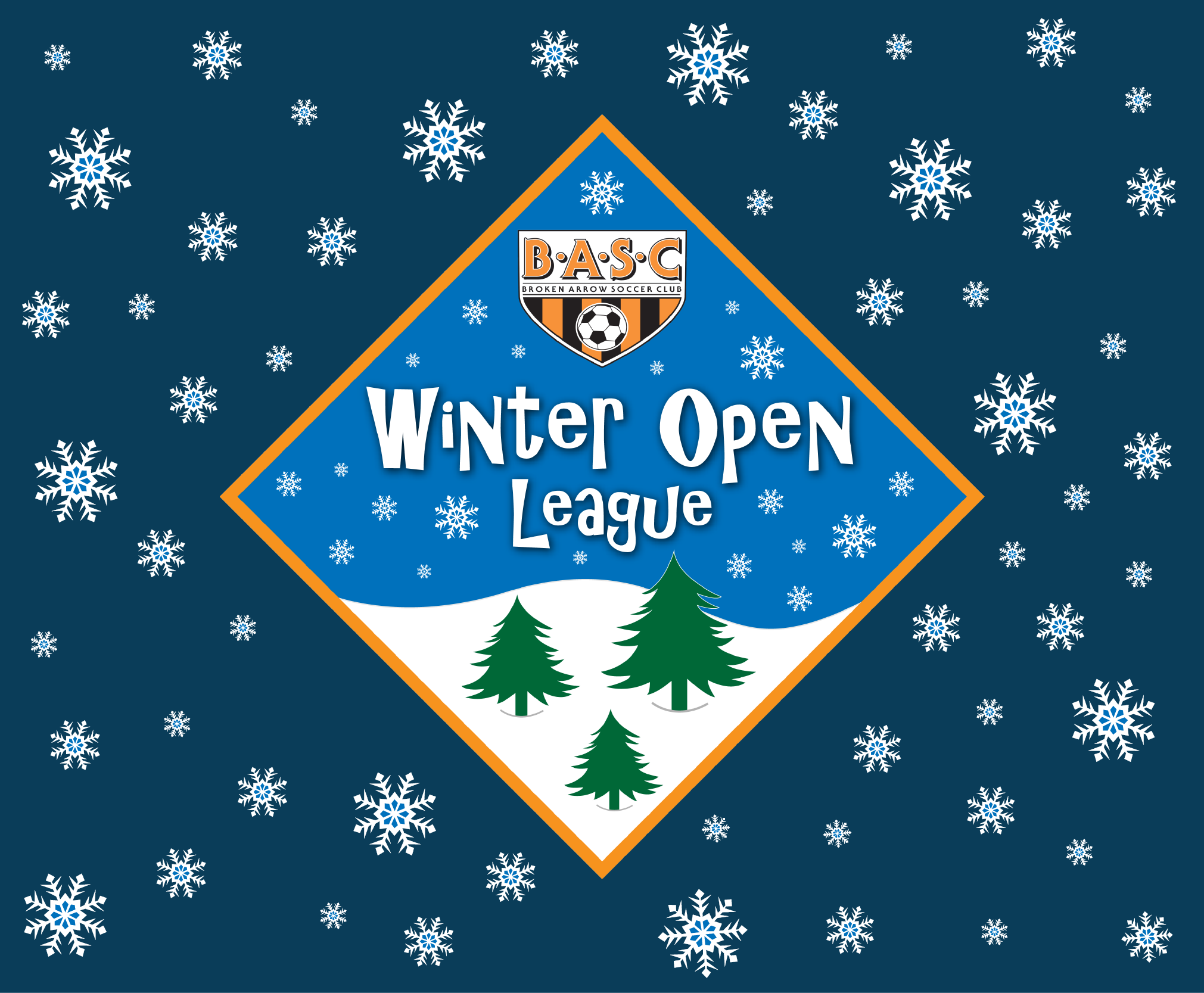 BASC Winter Open League