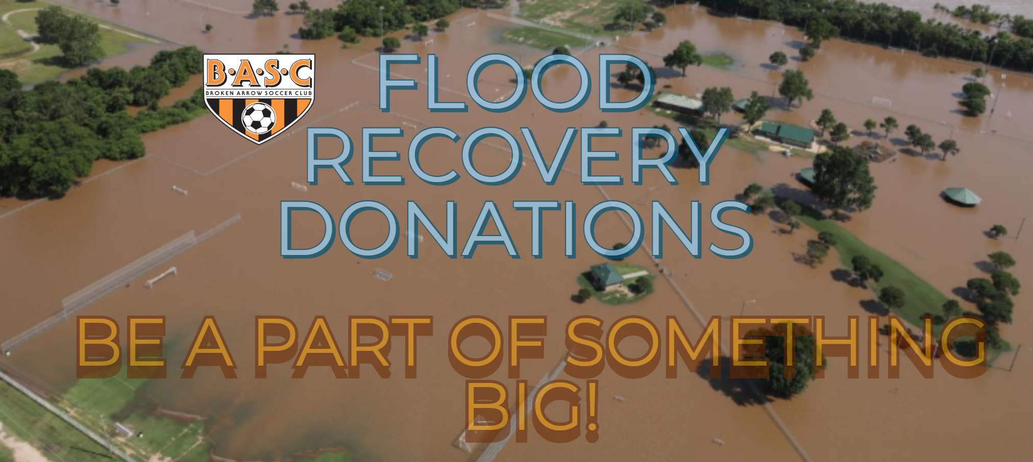 Flood Recovery - You Can Help!