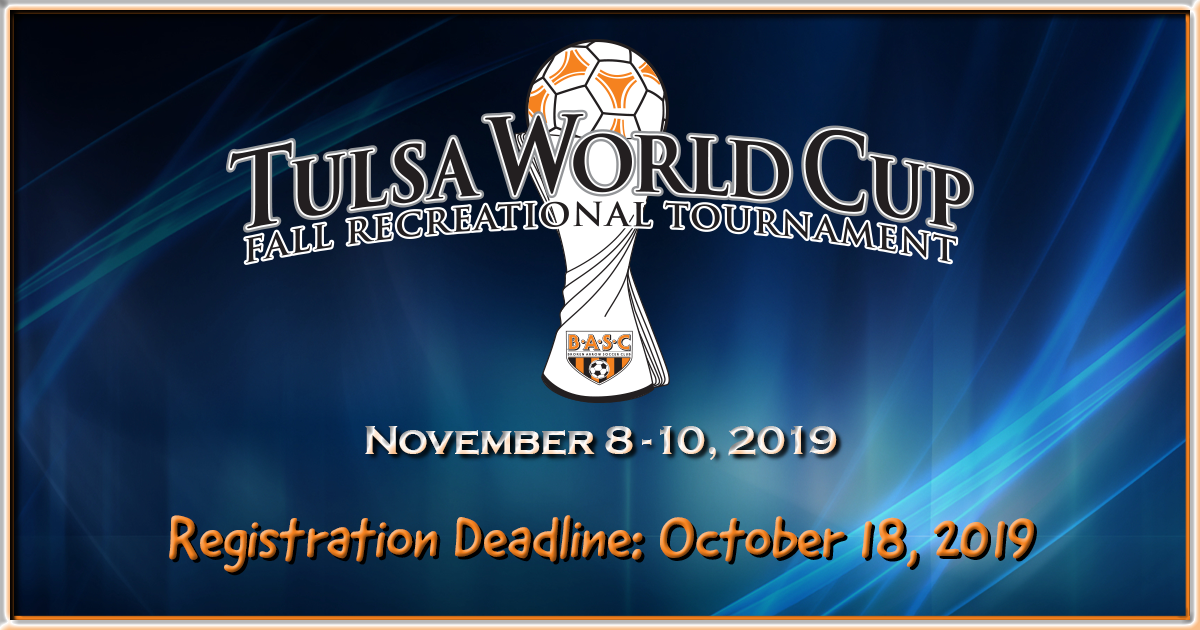 Tulsa World Cup Header Graphic