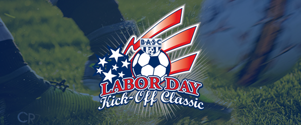 Open Goaaal! Labor Day Kick-Off Classic
