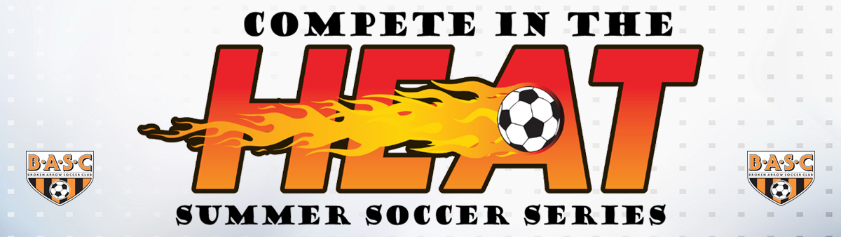 Compete In The Heat Summer Soccer Series
