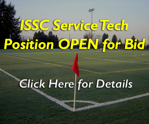 ISSC Service Tech - Now Accepting Bids