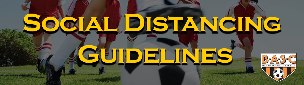 FAQ & Social Distancing Guidelines