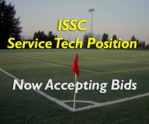 ISSC Service Tech Job  - Now Accepting Applications