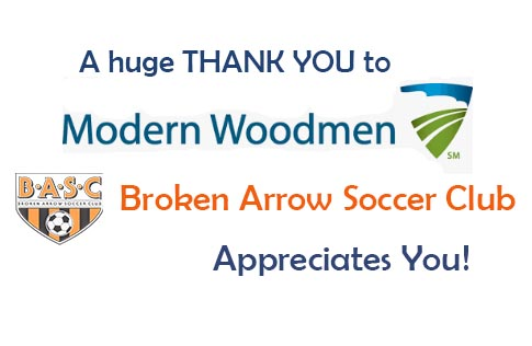 Thank You To Modern Woodmen of America