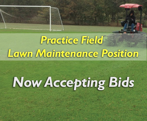BASC Practice Field Lawn Maintenance Position