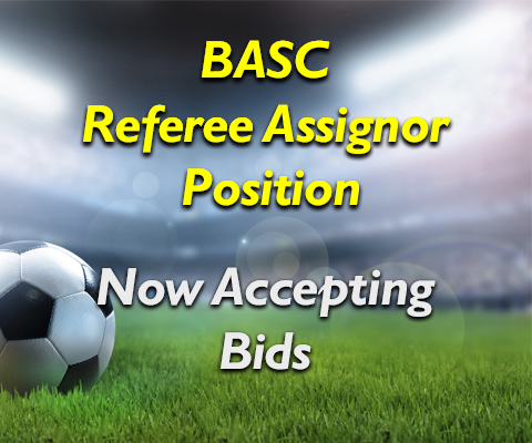 Referee Assignor Job - Now Accepting Applications
