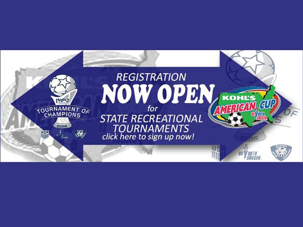 Recreational State Tournaments