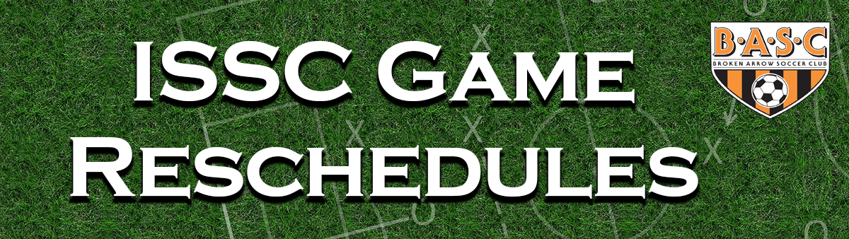 Rescheduling of Games at ISSC